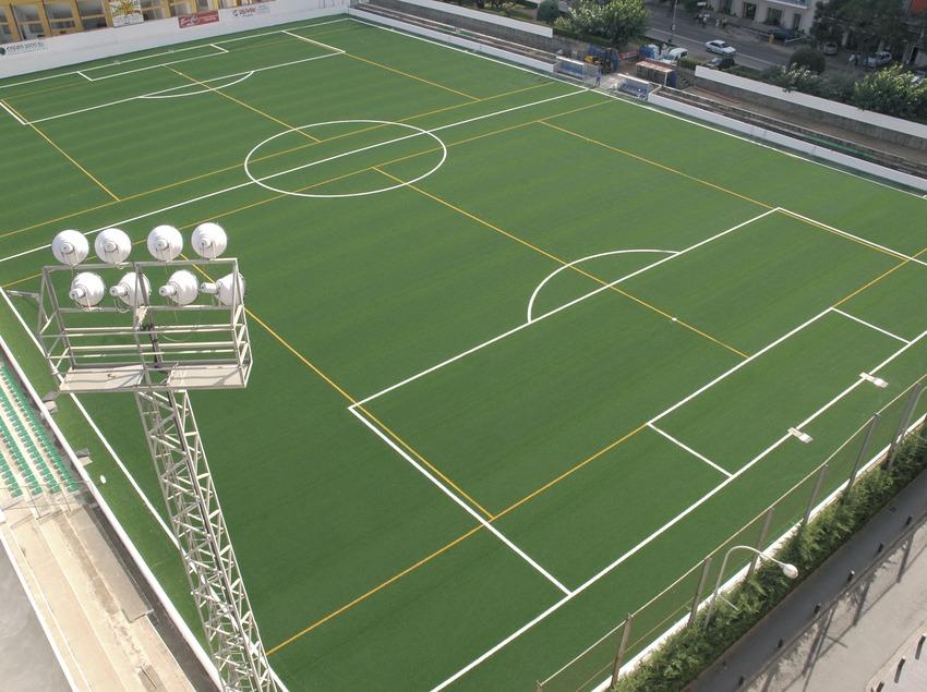 Camp de futbol Lloret    (Foto-tècnia fotògrafs)