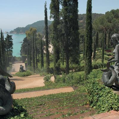 Jardins de Santa Clotilde   (Foto-tècnia fotògrafs)