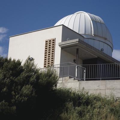 Observatorio de Pujalt  (Imagen M.A.S.)