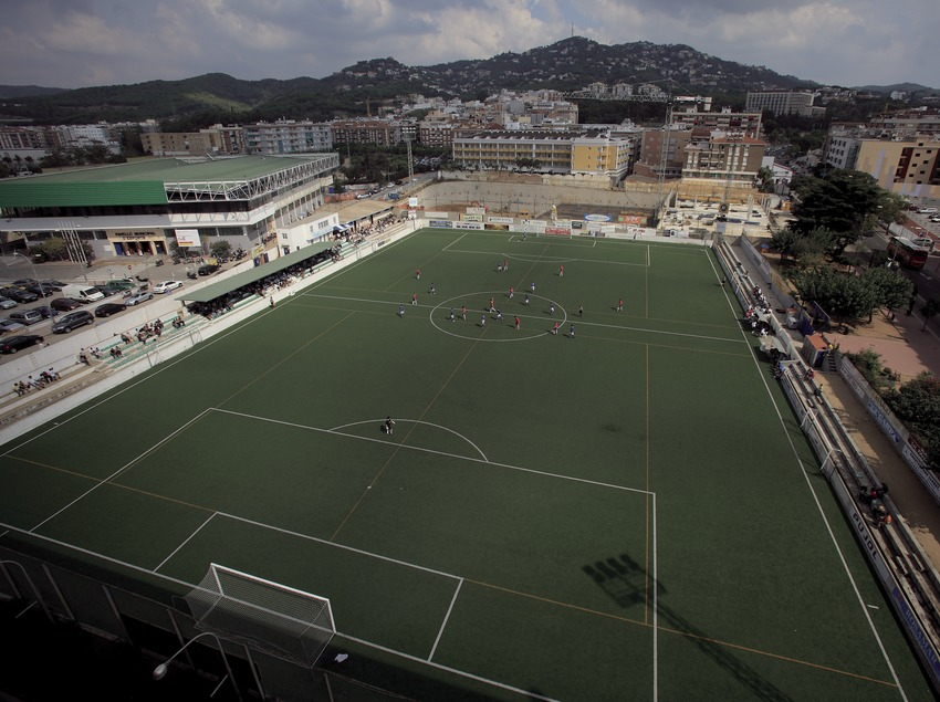 Camp de futbol de Lloret (Cablepress)
