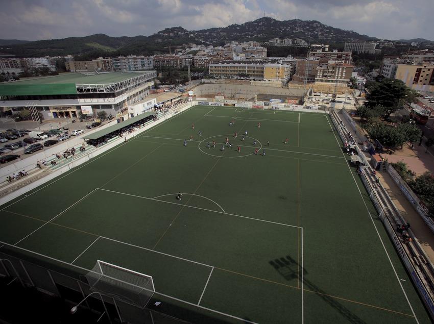 Camp de futbol de Lloret
