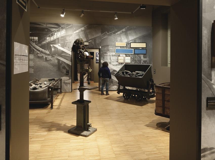 Museu de les Mines de Cercs  (Imagen M.A.S.)