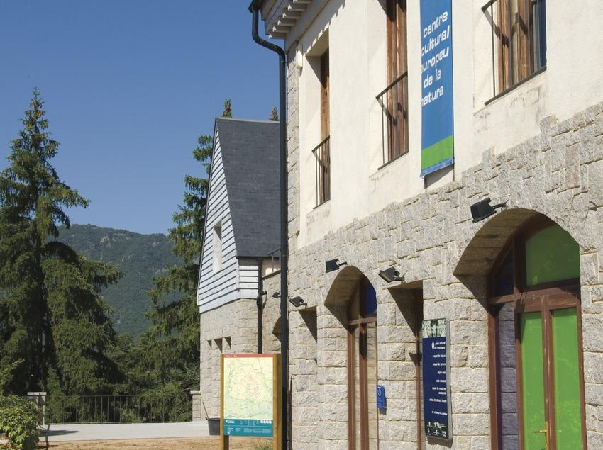 Centre Cultural Europeu de la Natura (José Luis Rodríguez)