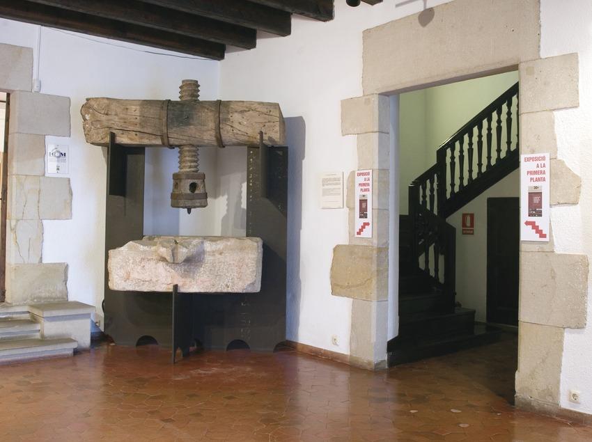 Interior del museo Casa Espanya  (Imagen M.A.S.)