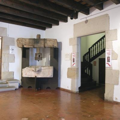 Interior del museu Casa Espanya  (Imagen M.A.S.)