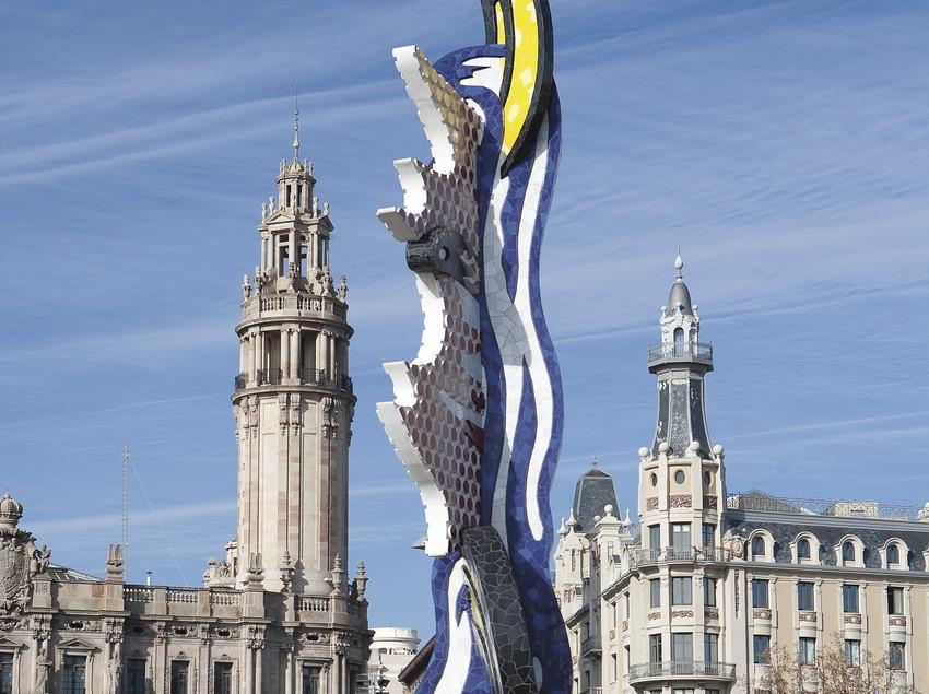 Cara de Barcelona (Nano Cañas)