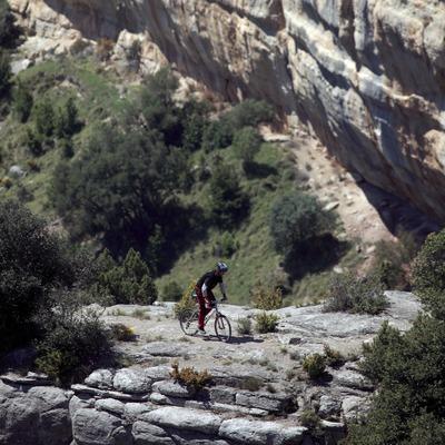 Ruta en BTT en el Vall de Sau-Collsacabra