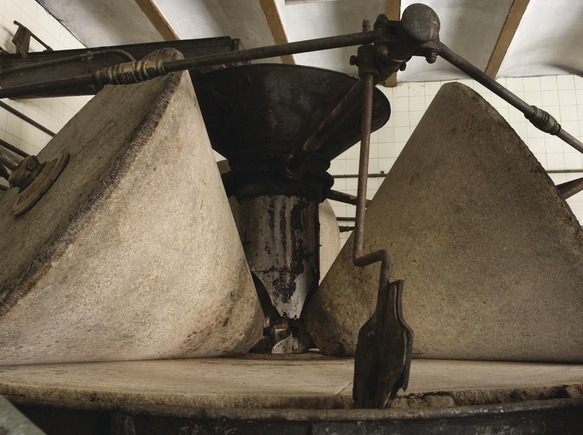 Bodega y molino de aceite  (Imagen M.A.S.)
