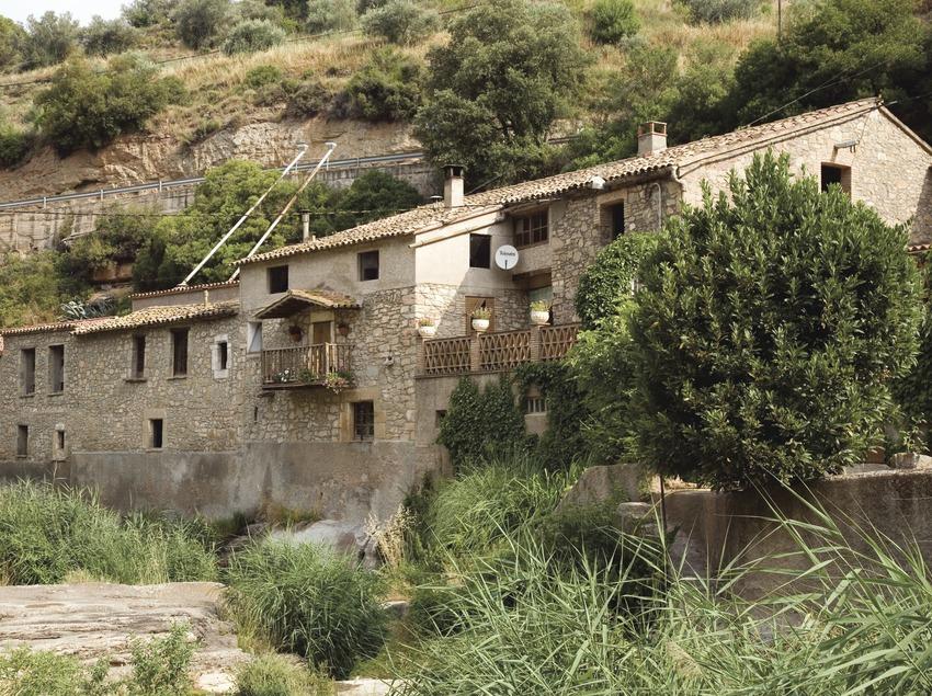 Molí del Mig. Bodega y molino  (Imagen M.A.S.)