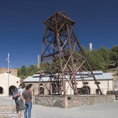 Mines de Bellmunt del Priorat  (Imagen M.A.S.)