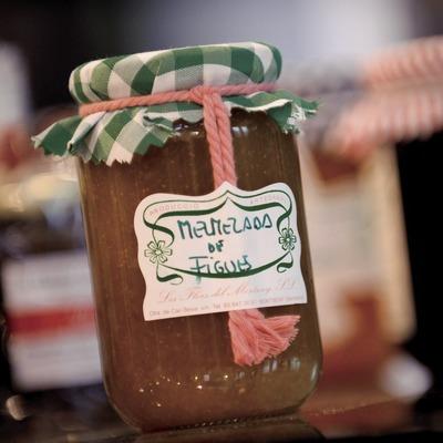 Pots de melmelada de figues casolana