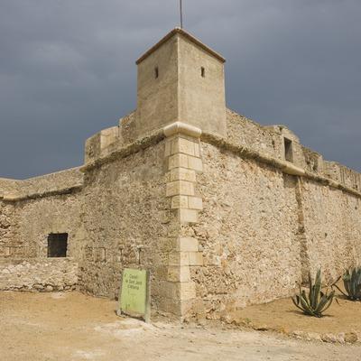 Castell de Sant Jordi d'Alfama (Nano Cañas)