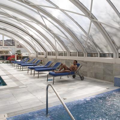 Aqua Diagonal, Hotel Princesa Sofía (Nano Cañas)