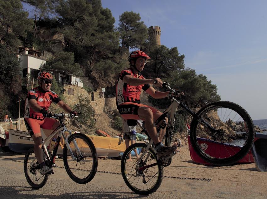 Radfahren in Lloret