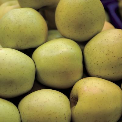 Caixa de pomes Golden de Lleida