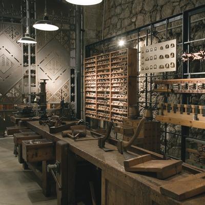 Museu de la Tècnica. Taller  (Imagen M.A.S.)