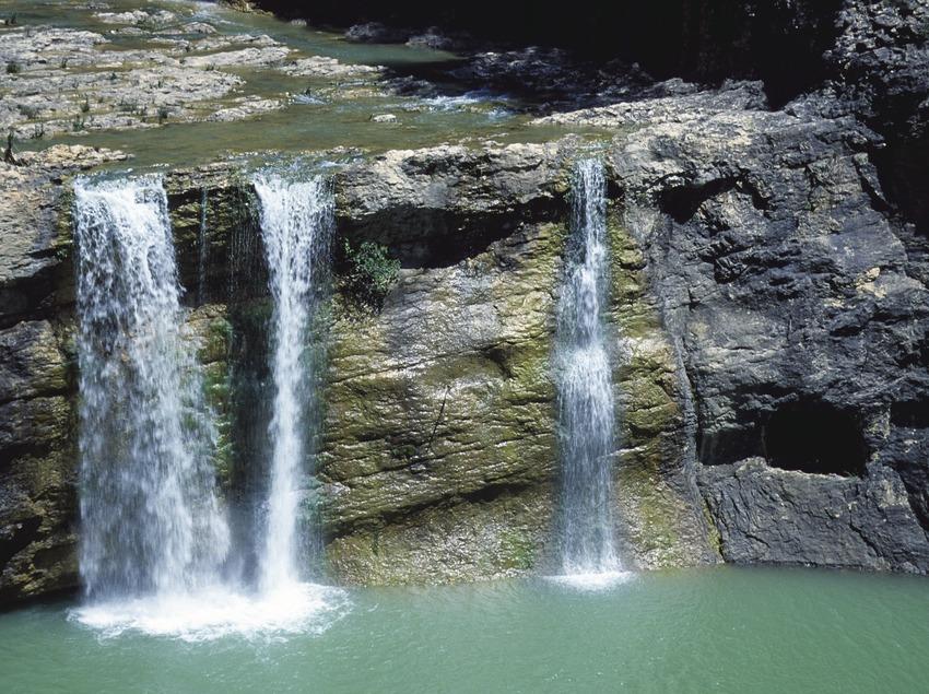 Serra del Montsec. El Barranc del Bosc (José Luis Rodríguez)