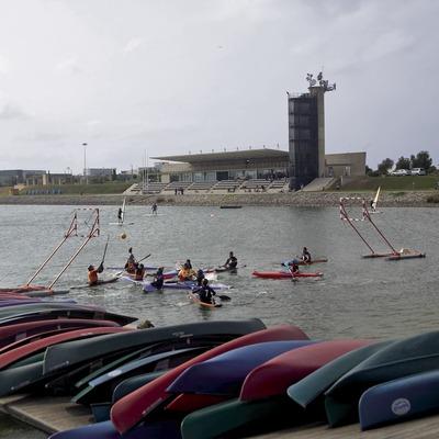 Canal Olímpic de Castelldefels (Cablepress)