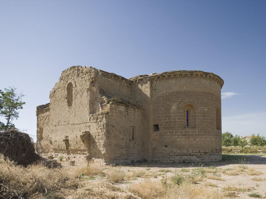 Iglesia de Santa Maria de les Franqueses (Nano Cañas)