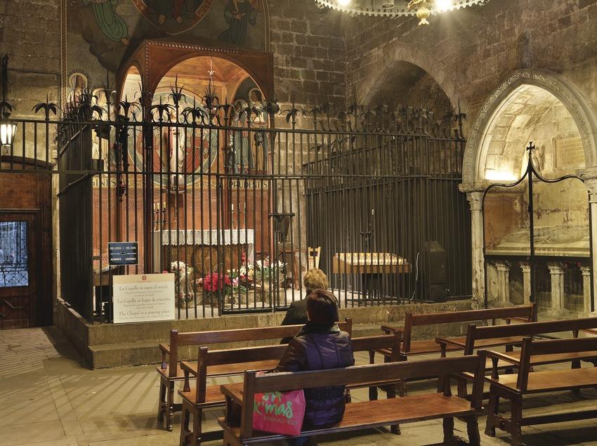 Iglesia de Santa Llúcia (Nano Cañas)
