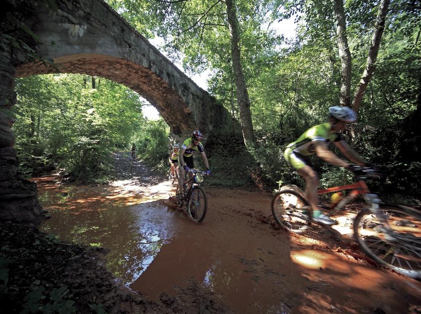 Маршрут для горного велосипеда Ла-Сеу— Альт-Уржель