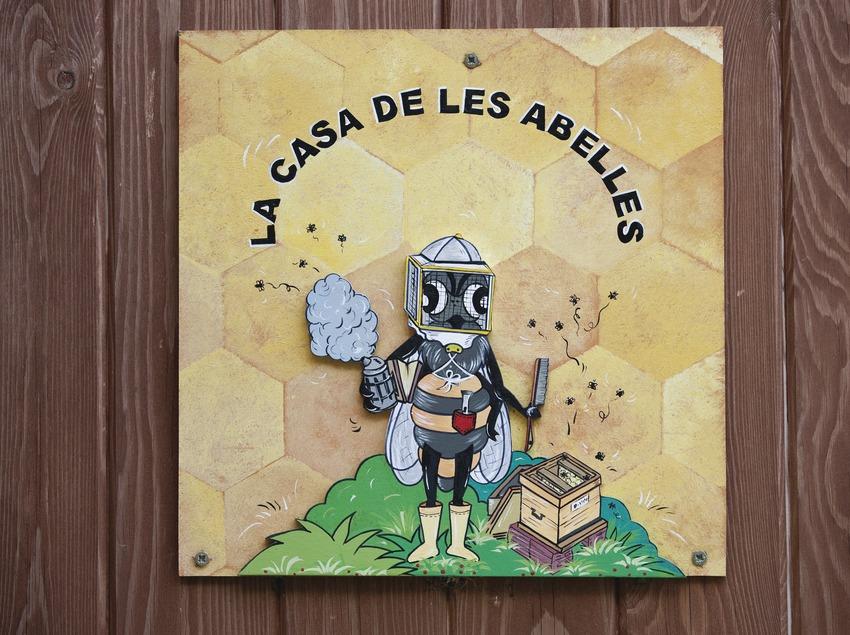 La Casa de les Abelles  (Imagen M.A.S.)