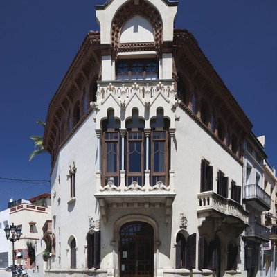 Casa-museu modernista Domènech i Montaner  (Imagen M.A.S.)