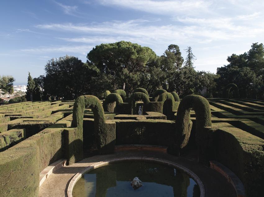 Laberinto de Horta (Nano Cañas)