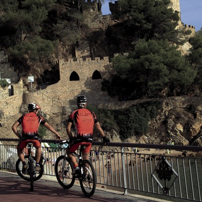 Велоспорт в городе Льорет
