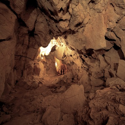 Grotte Negra de Tragó (Cablepress)