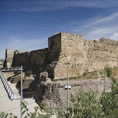 Conjunt de Sant Crist i castell (Nano Cañas)