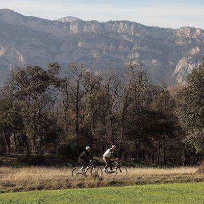 На горном велосипеде по Бергеда