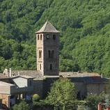 Église romane dans l'espace naturel de Guilleries-Savassona (José Luis Rodríguez)