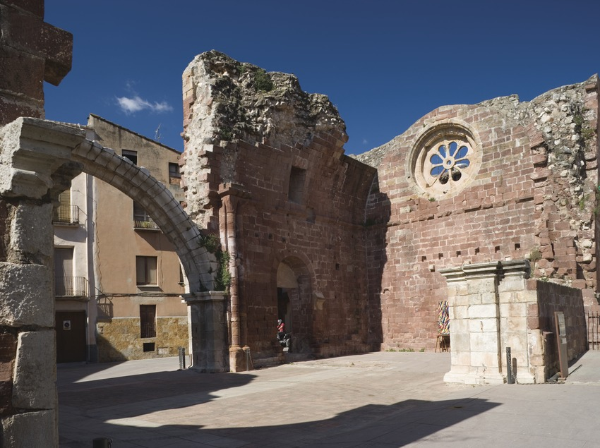 Церковь Пречистой Крови Христовой (Nano Cañas)