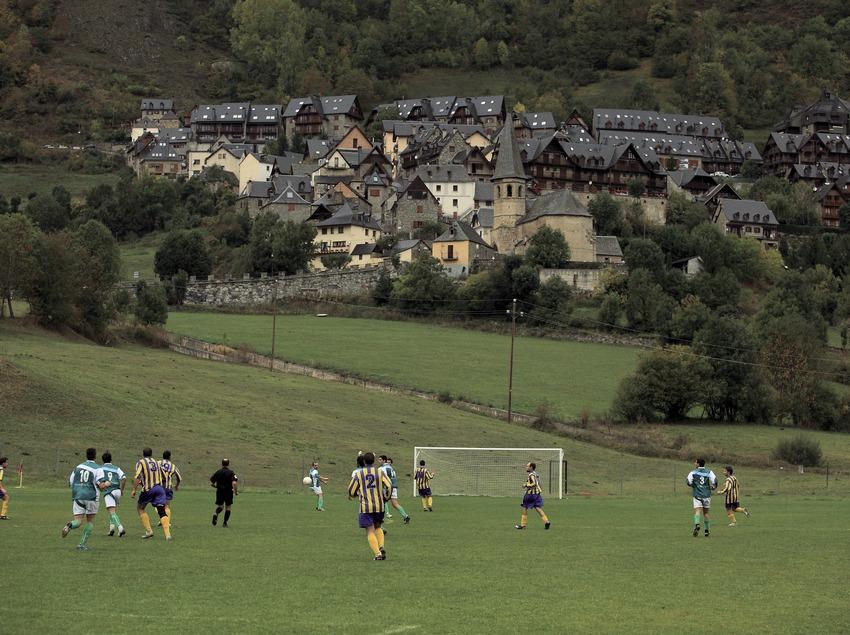 Camp de futbol de Vielha (Cablepress)
