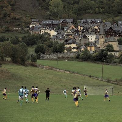 Camp de futbol de Vielha