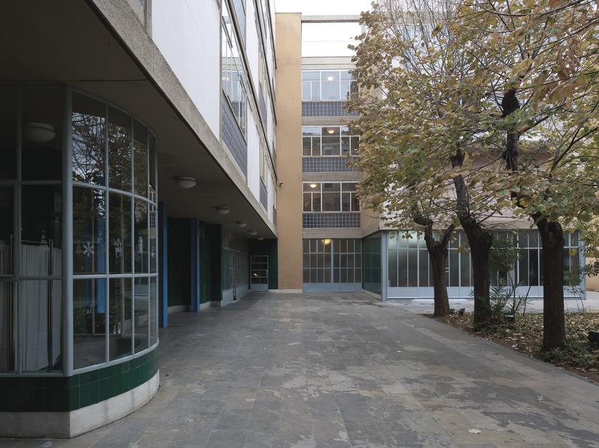 Dispensario antituberculosos (Nano Cañas)