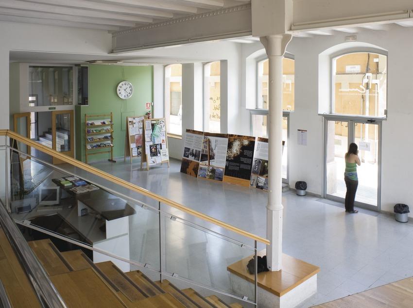 Fàbrica Balcells. Entrada  (Imagen M.A.S.)