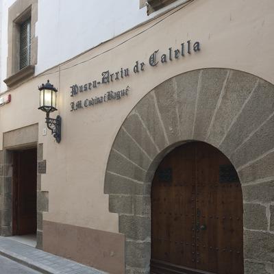 Museu-Arxiu Municipal  (Imagen M.A.S.)