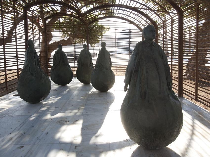 """La obra """"Una habitació on sempre plou"""" (Nano Cañas)"""