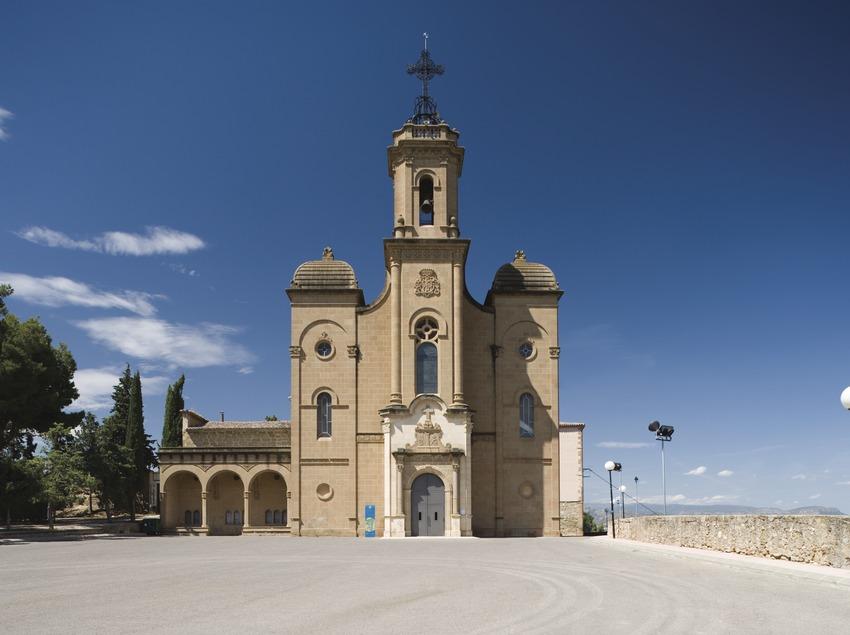 Santuario del Santo Cristo (Nano Cañas)