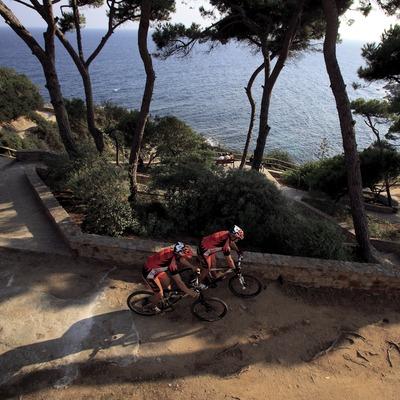 Ciclisme a Lloret (Cablepress)