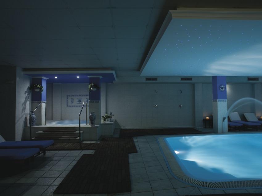 Spa del hotel Natura Sol Vielha (Nano Cañas)