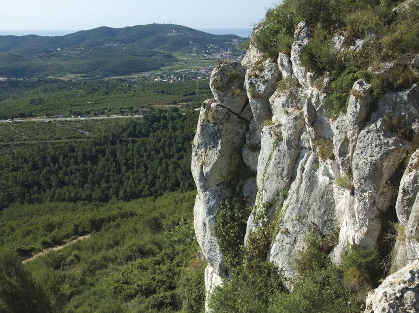 Naturpark Olèrdola