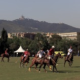 Partit de polo al Real Club de Polo de Barcelona (Cablepress)