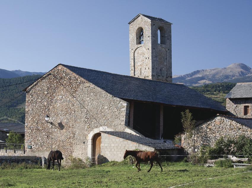 Iglesia de Santa Eugènia de Nerellà