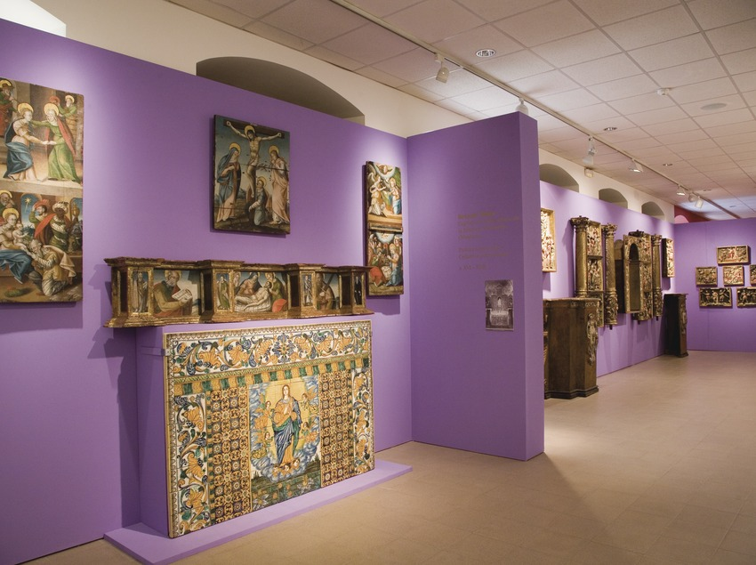Museo Comarcal de Manresa. Renacimiento  (Imagen M.A.S.)