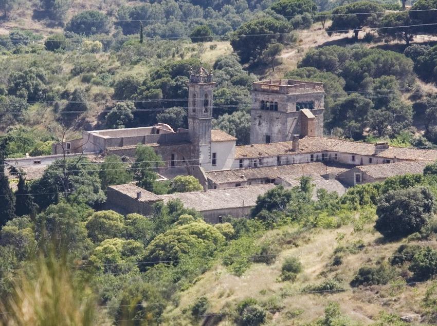 Monestir de Sant Jeroni de la Murtra