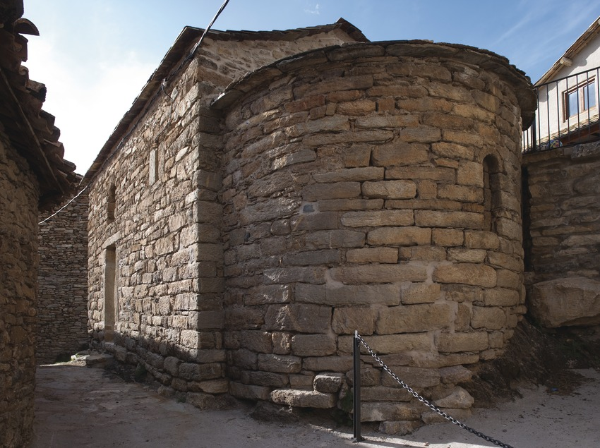 Església de Sant Climent d'Iran (Juan José Pascual)