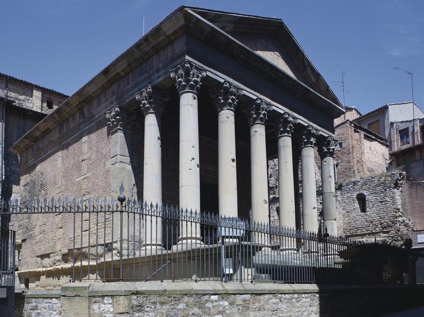 Temple romà (Juan José Pascual)